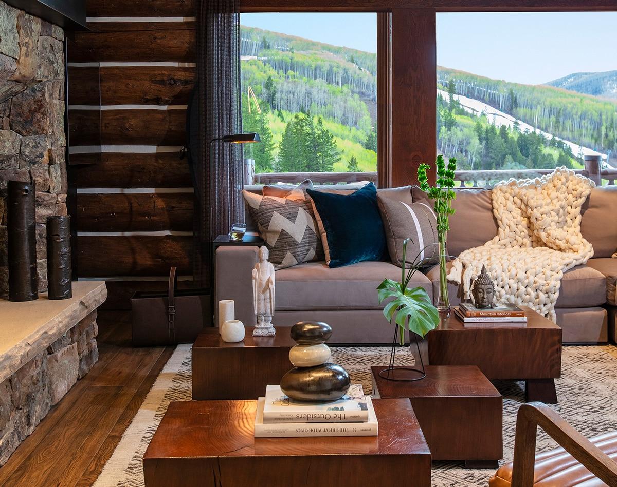 Mountain Top Luxury